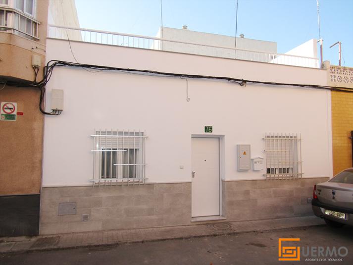 Reforma integral vivienda Almería