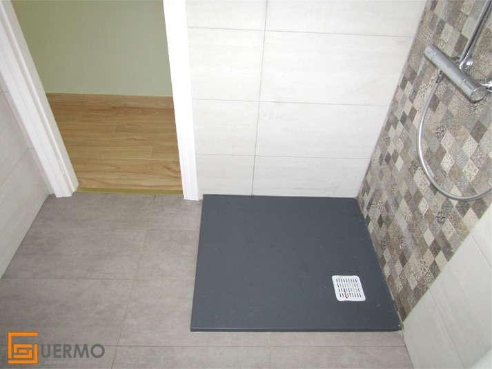 Reforma baños Aguadulce