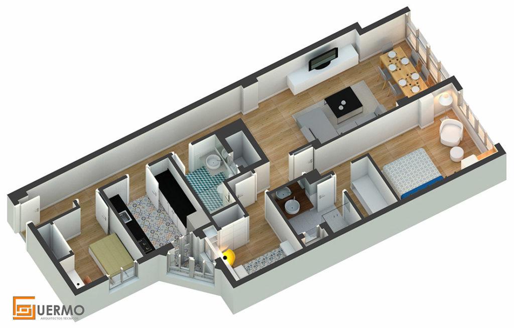 Mejorar una vivienda en venta