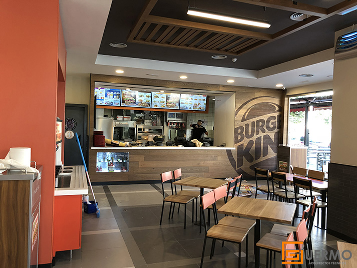 Reforma Burger King