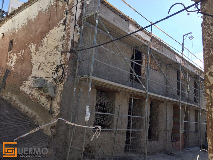 Rehabilitación edificio Beires
